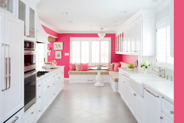 6 Kitchen Transformations Where Color Plays a Role