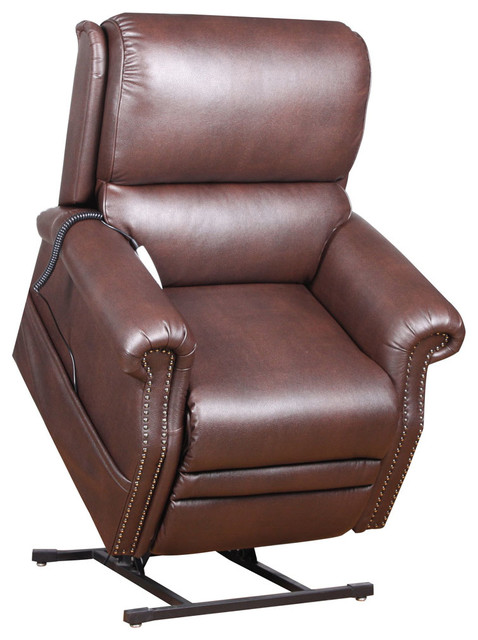 Serta Comfort Lift Sheffield Lift Chair Recliner, Cocoa by Serta