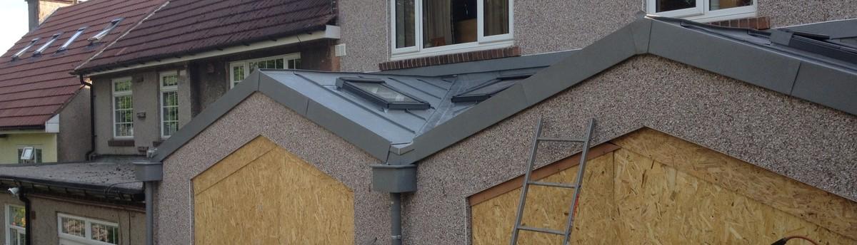Non Ferrous Metal Roofing Manchester Lancashire Uk