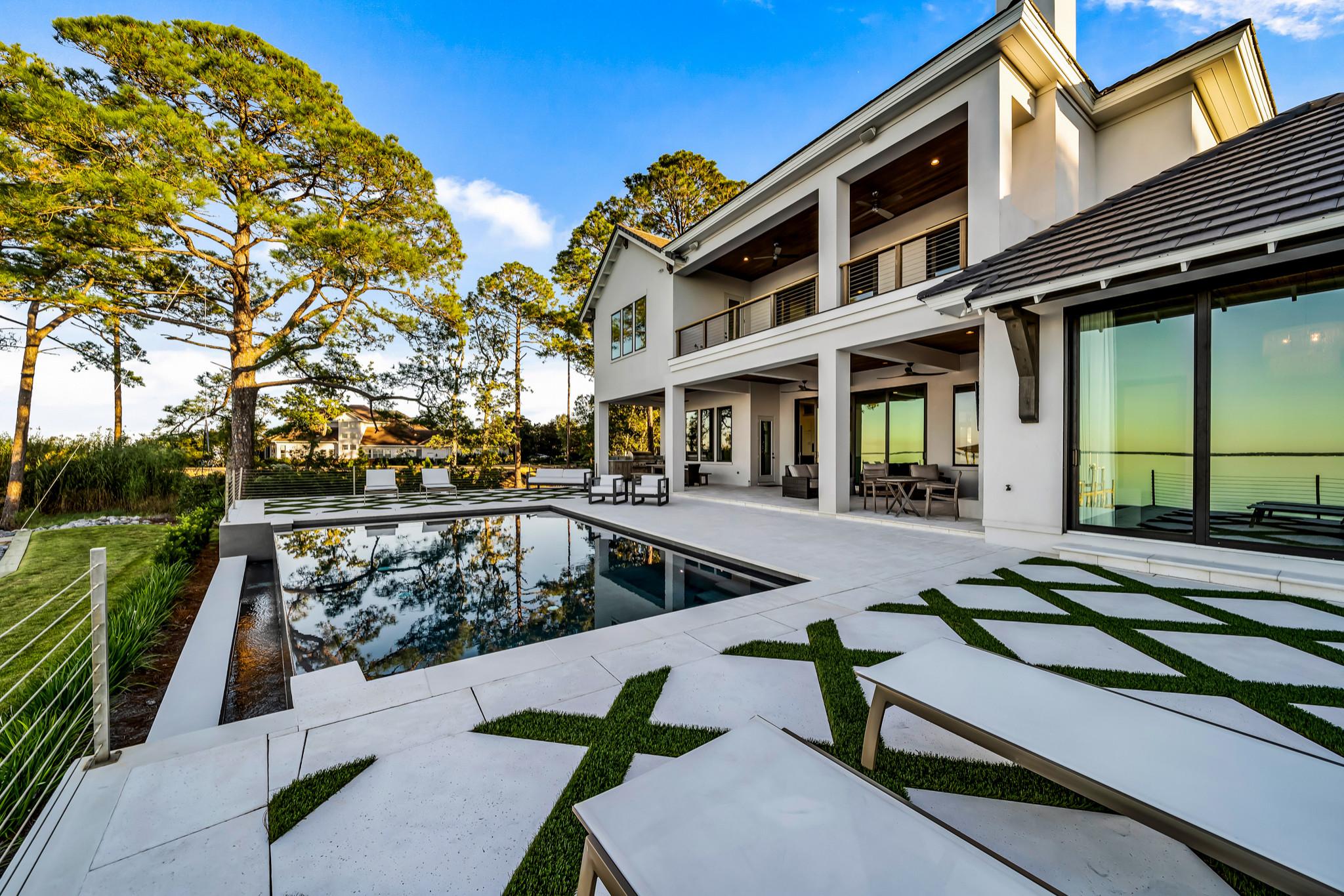 Bayside Villa