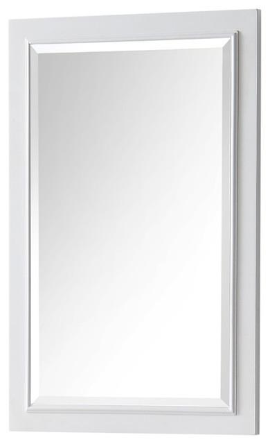 Legion furniture 20 x30 vanity mirror bathroom mirrors for Mirror 20 x 30