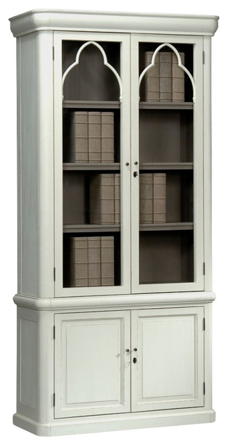 Sarreid, Ltd. Palais Arc Book Cabinet by Bseid - China Cabinets And ...