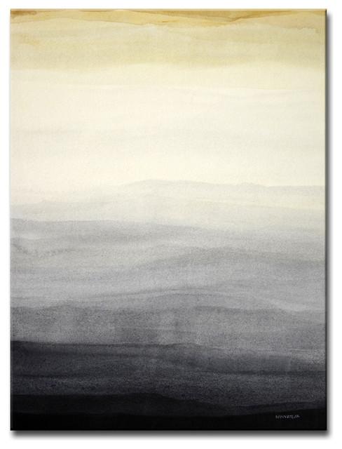 "Ready2HangArt 'Shades of Gray' by Norman Wyatt, 16""x12"""