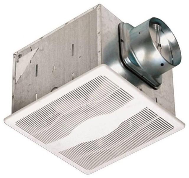 Energy Efficient Bathroom Exhaust Fans: Air King 80 Cfm Energy Star Bath Fan, 1-Speed