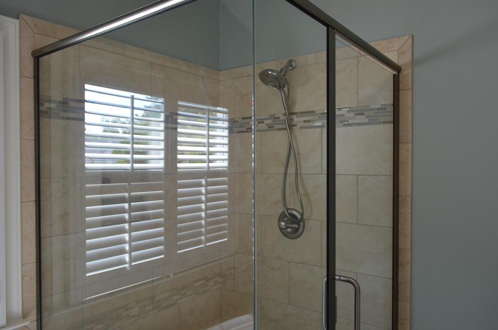Cary, NC ~ Bathroom Remodel - Transitional - Raleigh - by ...