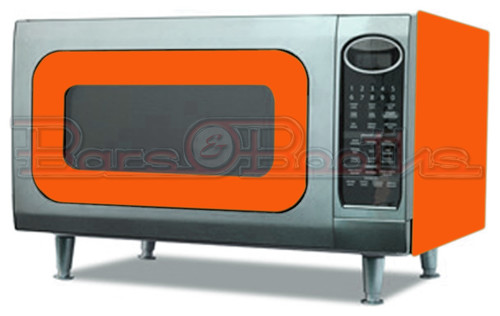 Yellow Microwave Oven ~ Orange microwave bestmicrowave
