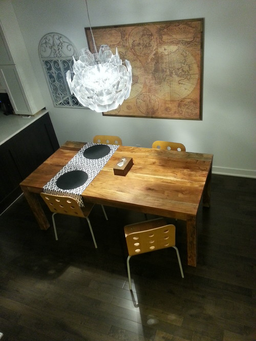 Do these dining chairs work?