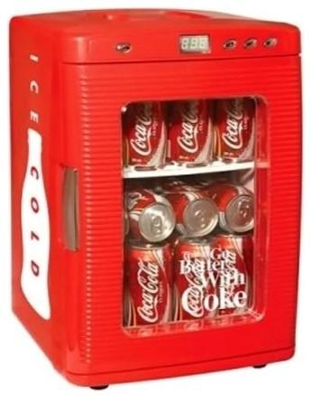 28-Can Portable Coca-Cola Fridge.