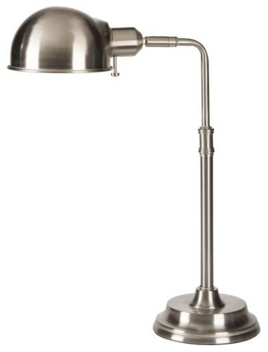 Surya Colp-003 Colton 1 Light Desk Lamp.