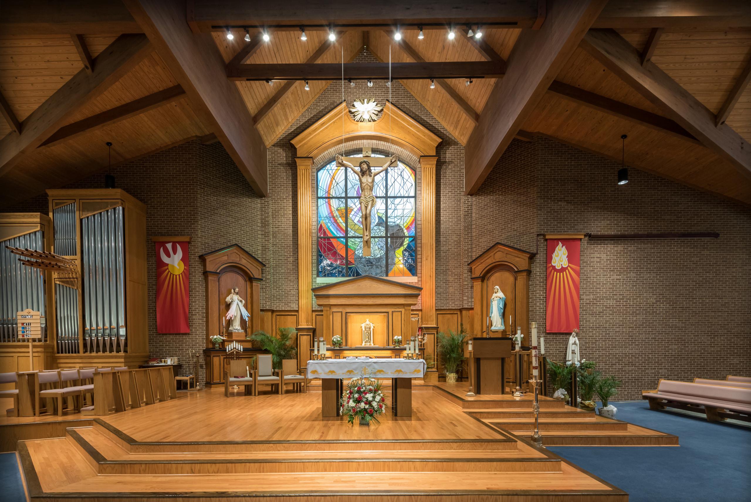 St. Cecelia RC Church Iselin