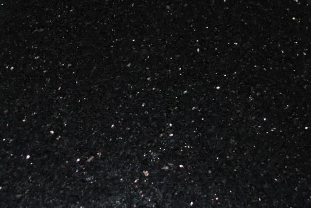 Black Galaxy Granite Tiles Polished