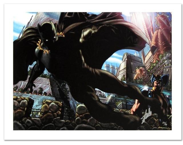 """Wolverine #52"" Art, Stan Lee, Marvel Comics"