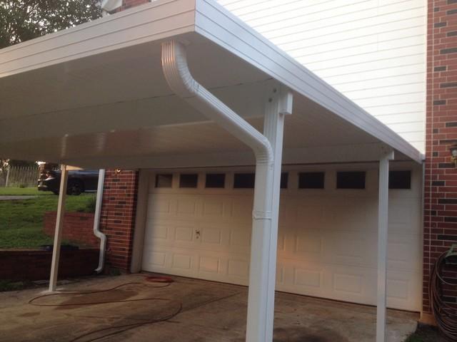 Carports traditional-garage