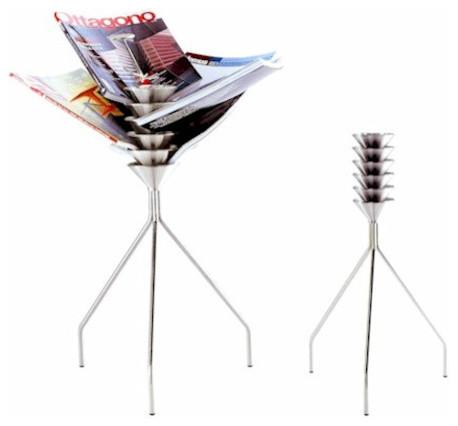 Omero Magazine Rack
