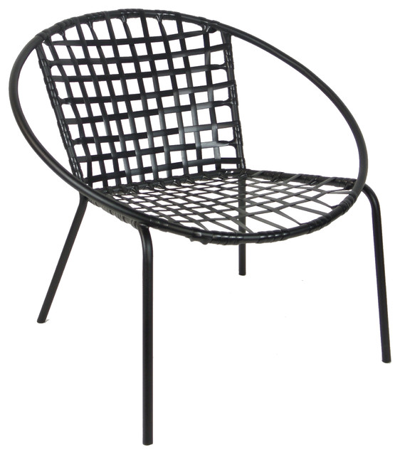Mid Century Patio Chair Hoop Design Midcentury Patio Furniture And Outdoor