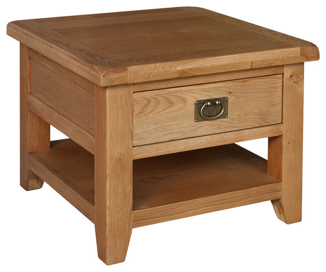 Furniture republic lamp table with drawer and shelf for Furniture republic