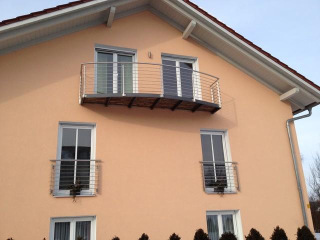 franz sischer balkon aus metall. Black Bedroom Furniture Sets. Home Design Ideas