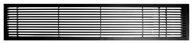 Ag20 Series 4x 42 Right Door Solid Aluminum Fixed Bar, Black-Gloss.