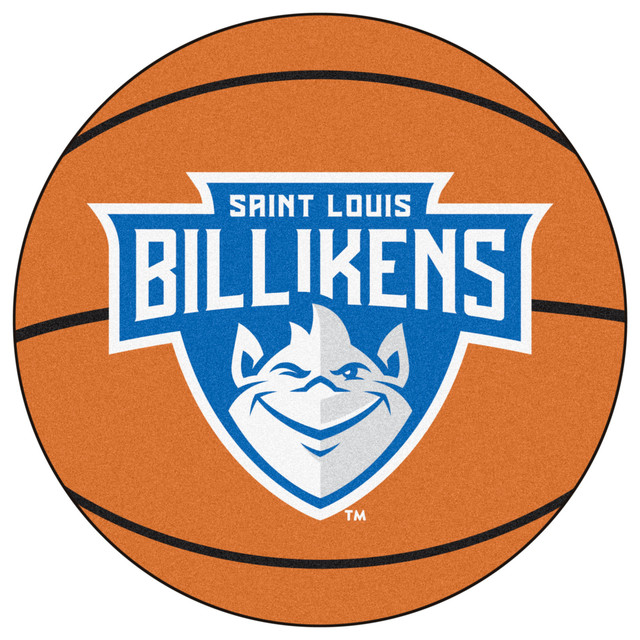 St Louis Billikens Basketball Area Rug Contemporary
