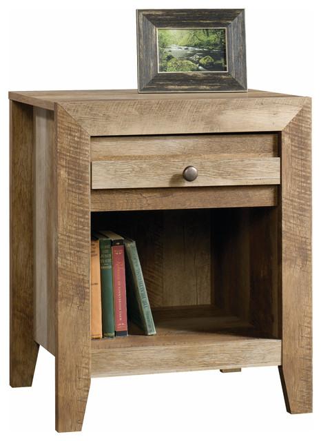 Mollison Nightstand, Craftsman Oak.