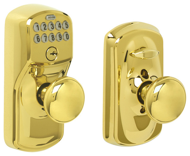 Schlage Schlage Plymouth Keypad Entry W Flex Lock
