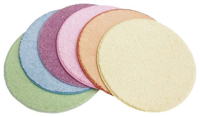 Koeckritz Rugs Pastel Multi Crazy Carpet Circle Seats