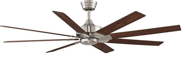 Fanimation Levon Ceiling Fan, Beige/green