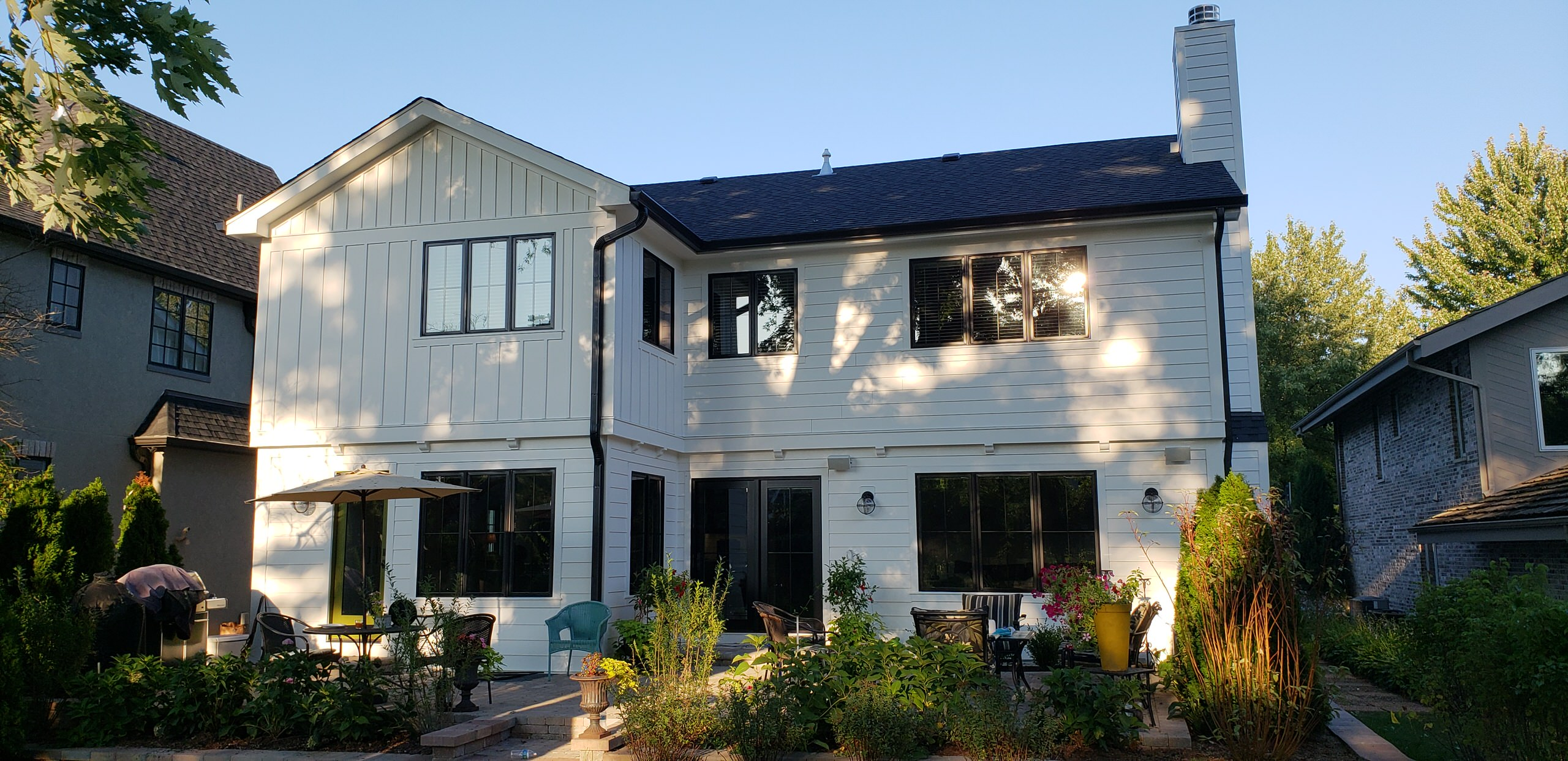 Whole House Renovation Coe Road Clarendon Hills
