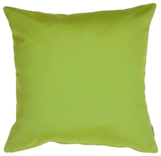 Pillow Decor Sunbrella Macaw Green 20 X Outdoor