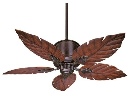 Savoy House 52-083-5 Portico Indoor Ceiling Fan Ceiling Fan, English Bronze.