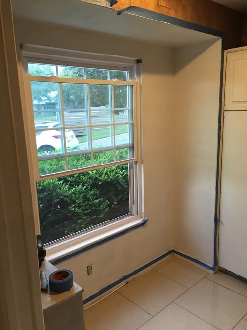 Paint color for Kitchen (Window) Alcove?