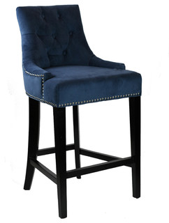 Artefac Velvet Counter Stool Amp Reviews Houzz