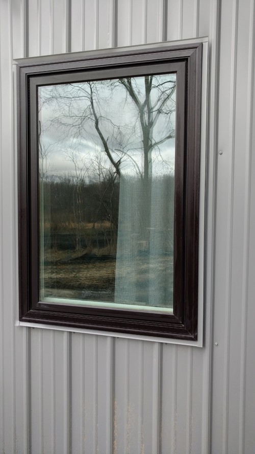 Looking For Windows With Black Interior And Black Exterior