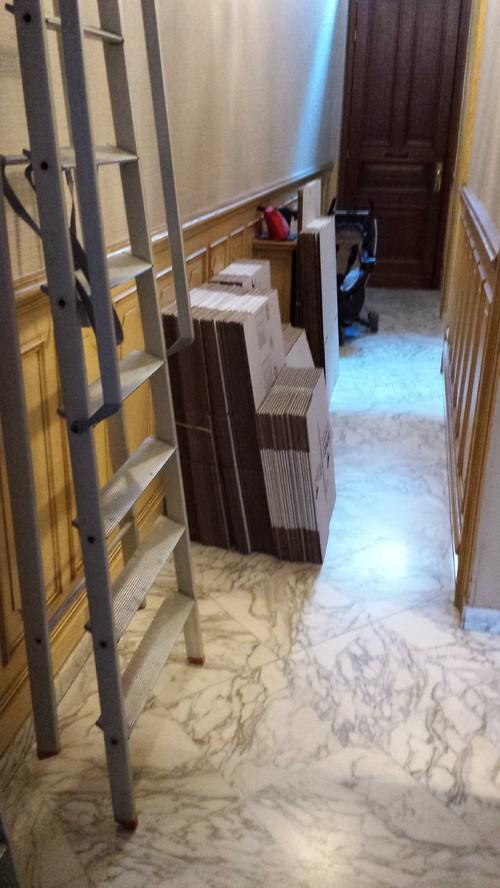 quelle couleur pour un couloir sans fenetre. du mobilier ... - Quelle Couleur Pour Un Couloir Sans Fenetre