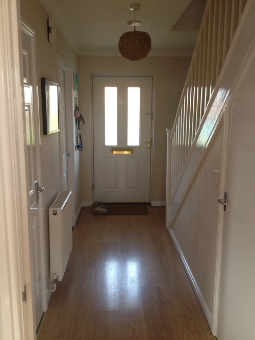 Please Help Paint Colour For Hallway