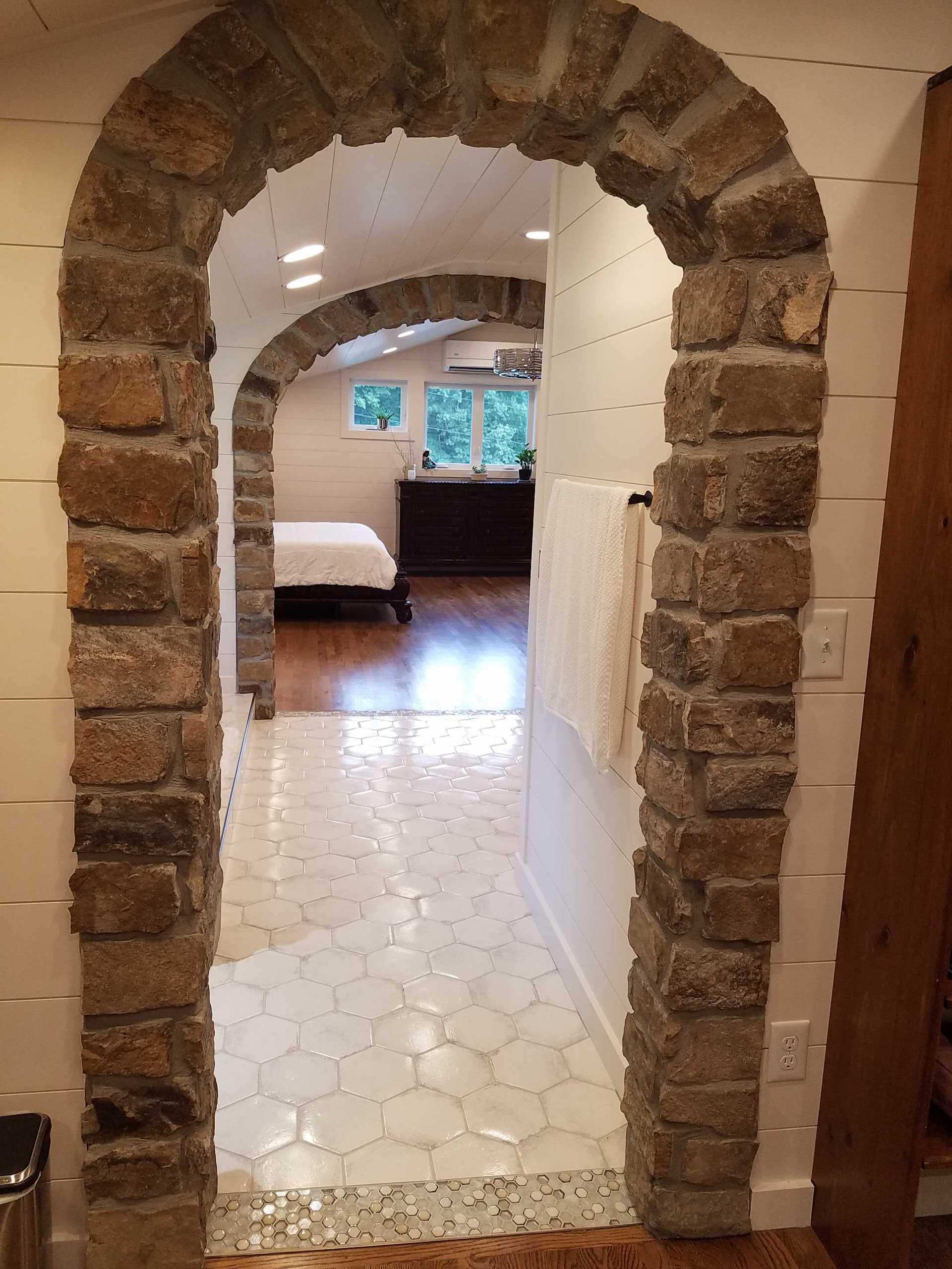 Stone Archways