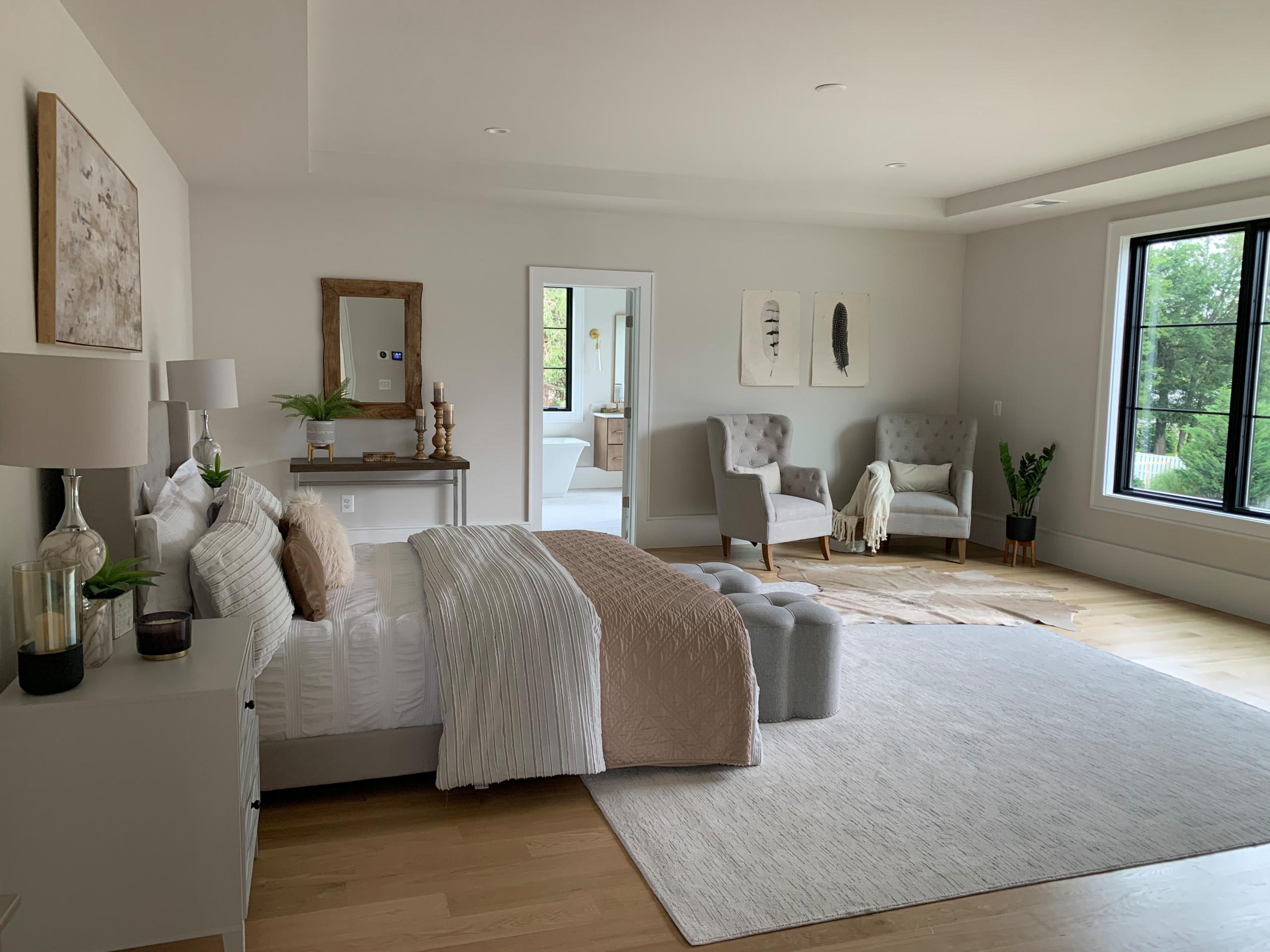New Construction Bedroom