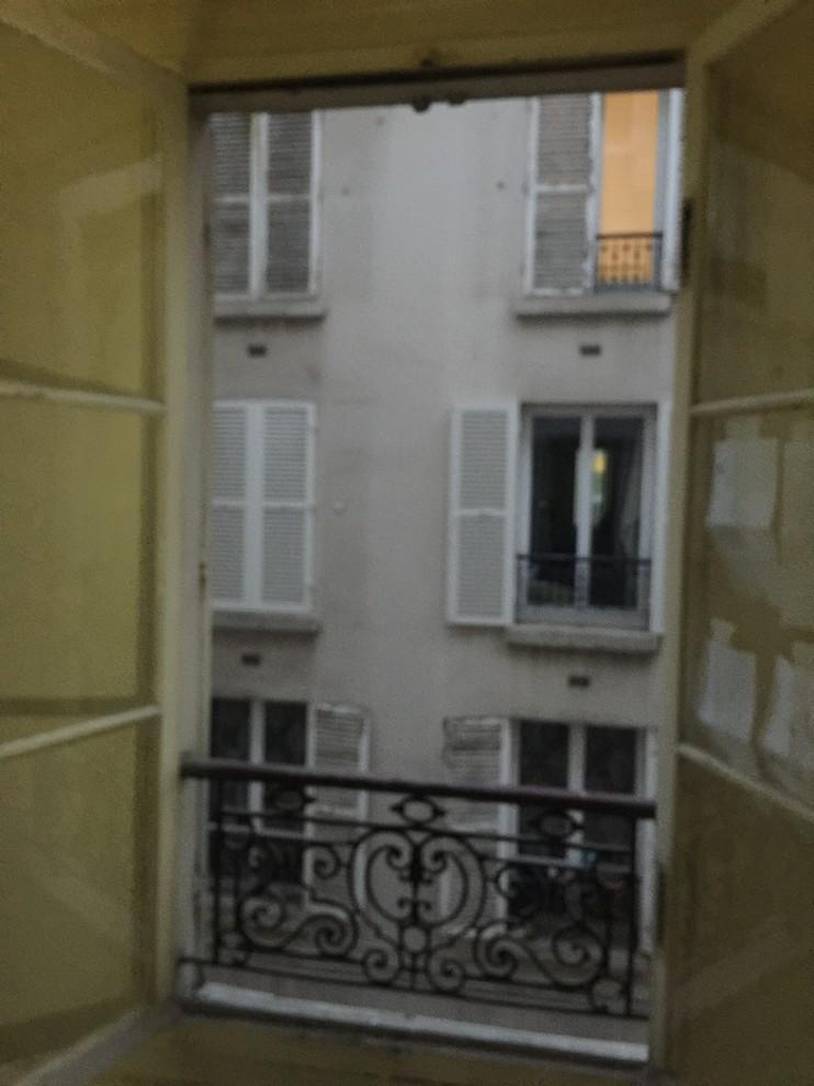 Transformation d'un F2 parisien