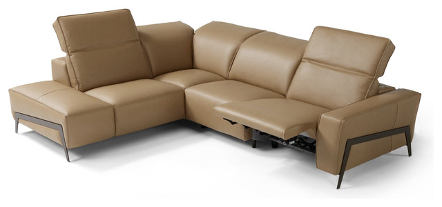 Ocean Sectional, Miele, Left Hand Facing