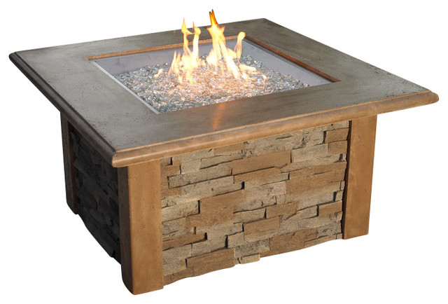 Outdoor Greatroom Sierra Fire Pit Coffee Table Reviews