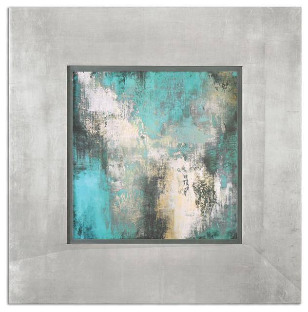 "Uttermost 41542 ""Autumn Potential II"" Modern Art"