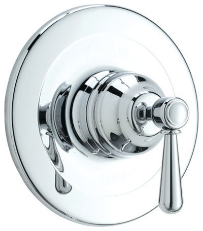 Marvelous Rohl Shower Valve Trim In Polished Chrome Traditional Tub And Shower Parts