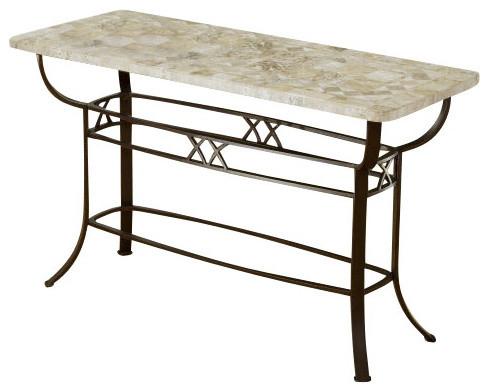 Stupendous Brookside Fossil Sofa Table Spiritservingveterans Wood Chair Design Ideas Spiritservingveteransorg