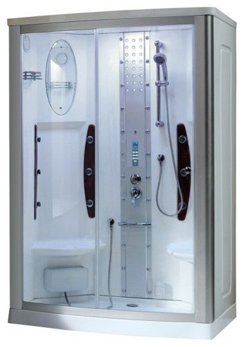Walk In Steam Shower Contemporary Steam Showers By