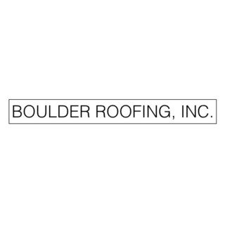 Boulder Roofing Inc   Boulder, CO, US 80301