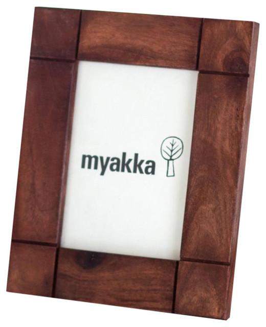 Sheesham Photo Frame - Asian - Picture Frames - by Myakka Ltd