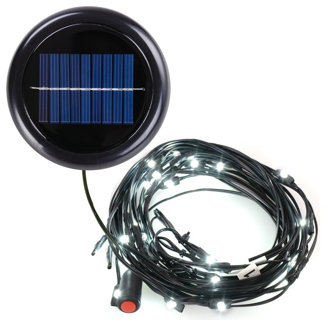 Solar Light - Contemporary - Outdoor Rope And String Lights - by Yescom