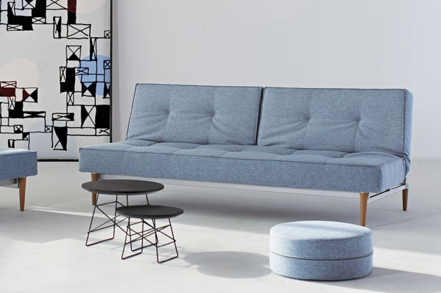 Marvelous Innovation Usa Splitback Mixed Dance Light Blue Sofa Bed Ibusinesslaw Wood Chair Design Ideas Ibusinesslaworg