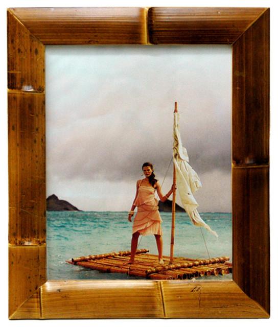 """Bamboo Waikiki Picture Frame, 8""""x10"""""""