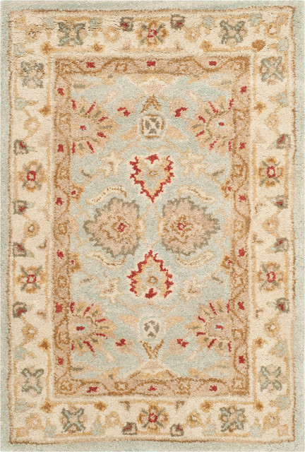 Shop Houzz Safavieh Safavieh Antiquity At822a Grey Rug